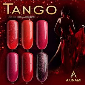 akinami-коллекция tango фото