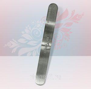 rio-profi-металлическая пилка-основа прямая фото