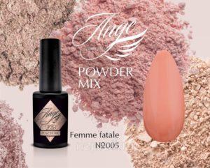 гель-лак-ange-powder mix-005 фото