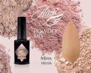 гель-лак-ange-powder mix-006 фото