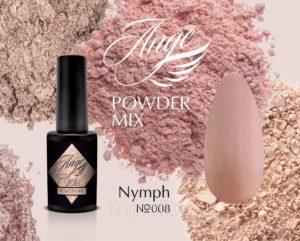 гель-лак-ange-powder mix-008 фото