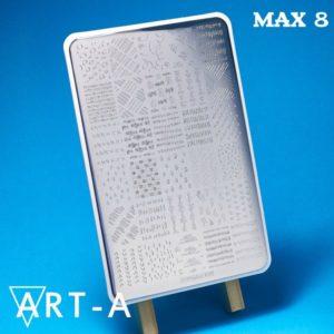 art-a-пластина для стемпинга фото