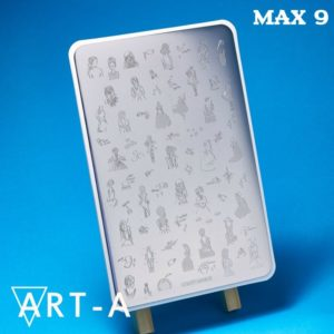 art-a-пластина для стемпи