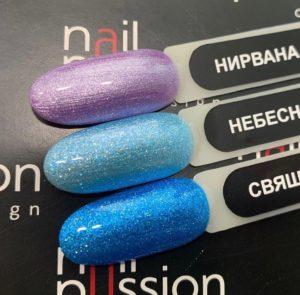 гель-лак-nailpassion-небесный сари фото