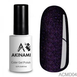 гель-лак-akinami-magic dance-04 фото