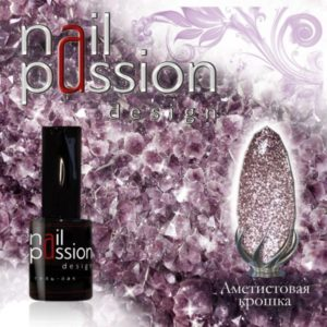 гель-лак-nailpassion-аметистовая крошка фото
