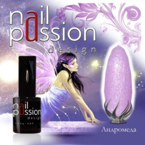 гель-лак-nailpassion-андромеда фото