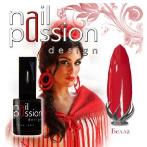 гель-лак-nailpassion-белла фото