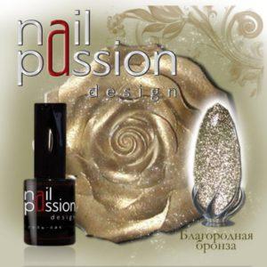 гель-лак-nailpassion-благородная бронза фото