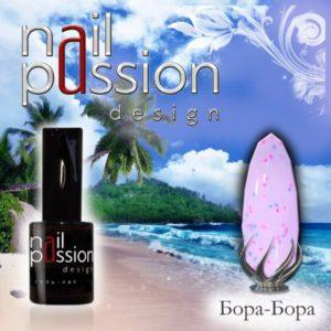 гель-лак-nailpassion-бора-бора фото