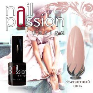 гель-лак-nailpassion-элегантный нюд фото