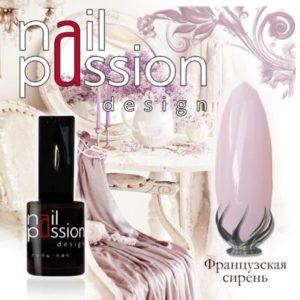 гель-лак-nailpassion-французская сирень фото