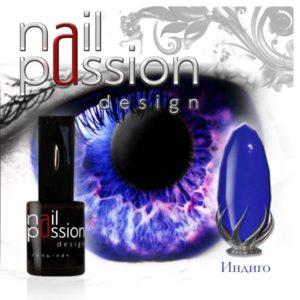 гель-лак-nailpassion-индиго фото