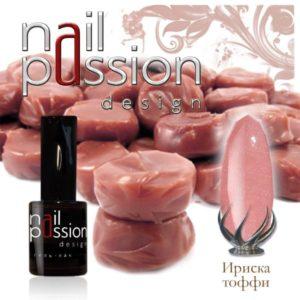 гель-лак-nailpassion-ириска тоффи фото