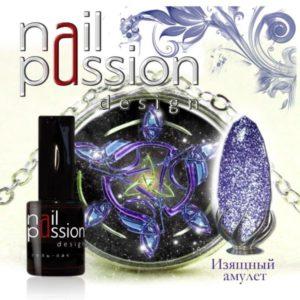 гель-лак-nailpassion-изящный амулет фото