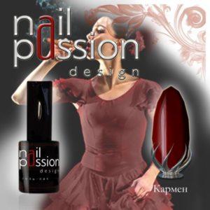 гель-лак-nailpassion-кармен фото