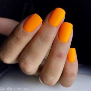 гель-лак-nailpassion-коктейль оранж фото