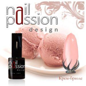 гель-лак-nailpassion-крем-брюле фото