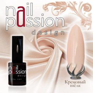 гель-лак-nailpassion-кремовый шелк фото