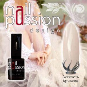 гель-лак-nailpassion-легкость кружева фото