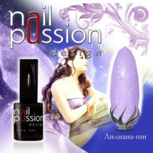 гель-лак-nailpassion-лилиана-ши фото