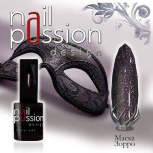 гель-лак-nailpassion-маска зорро фото
