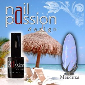 гель-лак-nailpassion-мексика фото