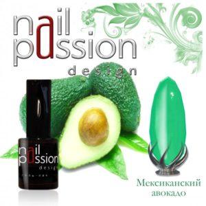 гель-лак-nailpassion-мексиканский авокадо фото