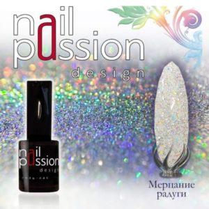 гель-лак-nailpassion-мерцание радуги фото