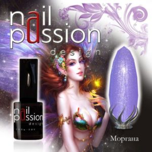 гель-лак-nailpassion-моргана фото