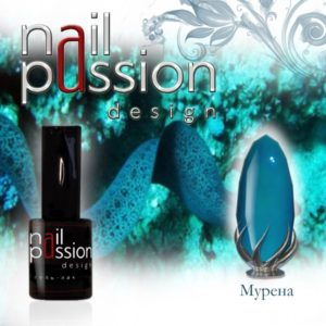 гель-лак-nailpassion-мурена фото