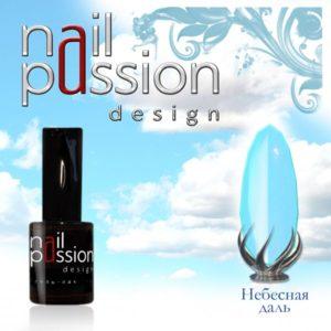 гель-лак-nailpassion-небесная даль фото