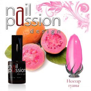 гель-лак-nailpassion-нектар гуавы фото