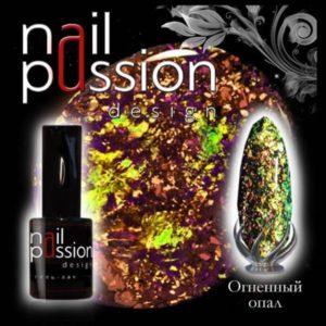 гель-лак-nailpassion-огненный опал фото