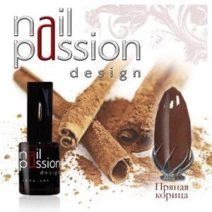 гель-лак-nailpassion-пряная корица фото