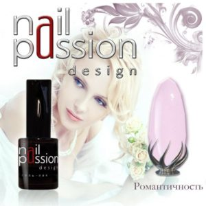 гель-лак-nailpassion-романтичность фото