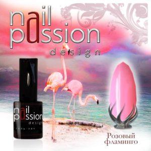гель-лак-nailpassion-розовый фламинго фото