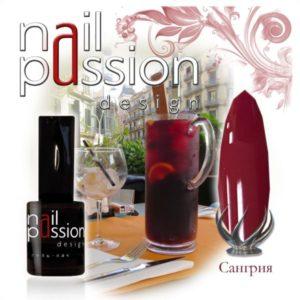гель-лак-nailpassion-сангрия фото