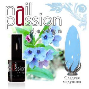 гель-лак-nailpassion-сладкая медуница фото