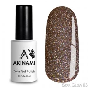 гель-лак-akinami-star glow-03 фото