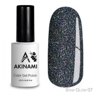 гель-лак-akinami-star glow-07 фото