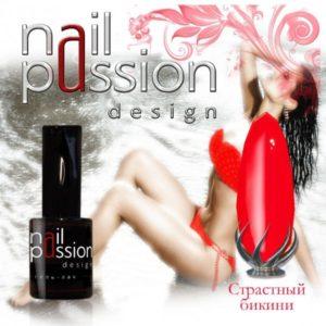 гель-лак-nailpassion-страстный бикини фото