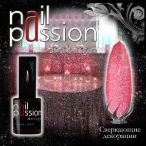 гель-лак-nailpassion-сверкающие декорации фото