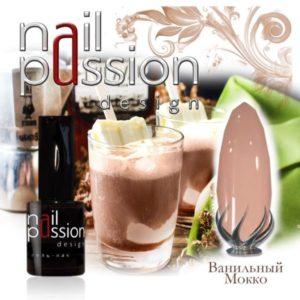гель-лак-nailpassion-ванильный мокко фото