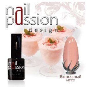 гель-лак-nailpassion-ванильный мусс фото