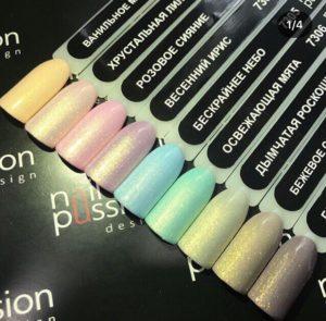 гель-лак-nailpassion-ванильное мороженое фото