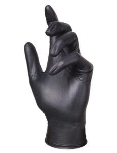 перчатки нитрил фото